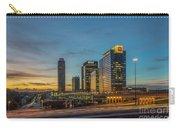 Banking Giants Too Atlanta Midtown Sunset Atlanta Georgia Art Carry-all Pouch