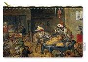 Banquete De Monos   Carry-all Pouch
