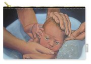 Baptism Of Love Carry-all Pouch