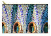 Barcelona Mosaic  Carry-all Pouch