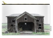 Barn 1886, Old Barn In Walton, Ny Carry-all Pouch by Gary Heller