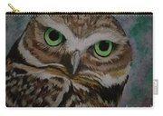 Barned Owl Carry-all Pouch