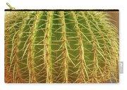 Barrel Cactus Royal Palms Phoenix Carry-all Pouch