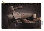 Barrel Tap With Corks Carry-all Pouch