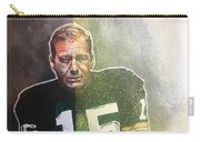 Bart Starr Carry-all Pouch by Joel Tesch