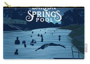 Barton Springs Pool Carry-all Pouch