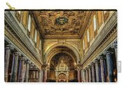 Basilica Di San Crisogono Carry-all Pouch