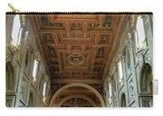 Basilica Di San Giovanni In Laterano Carry-all Pouch