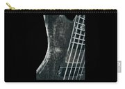 Bass Guitar Musician Player Metal Rock Carry-all Pouch