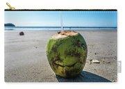 Beach Coconut Carry-all Pouch