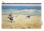 Beach Stroll Carry-all Pouch