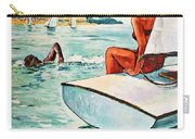 Beaches In Algeria Carry-all Pouch
