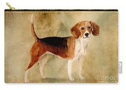 Beagle Carry-all Pouch