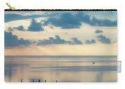 Beautiful Clouds Over Pamlico Sound Carry-all Pouch