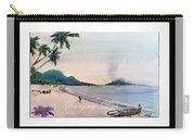 Beautiful Goa Beach Carry-all Pouch