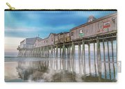 Beautiful Pier Maine Morning Carry-all Pouch