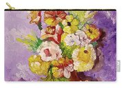 Beauty On Bouquet Carry-all Pouch