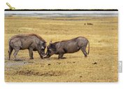 Beauty On The Hoof, The Warthog Carry-all Pouch