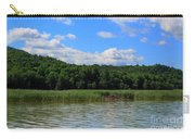 Beaver Lodge On Southern Lake Champlain New York Carry-all Pouch