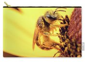 Bee Vs Pollen Carry-all Pouch by Brian Hale