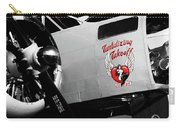 Beech At-11 In Selective Color Carry-all Pouch by Doug Camara
