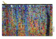 Beech Grove Abstract Expressionism Carry-all Pouch