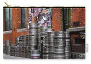 Beer Cans Carry-all Pouch