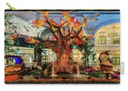 Bellagio Conservatory Enchanted Talking Tree Ultra Wide 2018 2.5 To 1 Aspect Ratio Carry-all Pouch