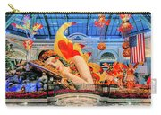 Bellagio Conservatory Falling Asleep Display Wide 2018 2.5 To 1 Aspect Ratio Carry-all Pouch