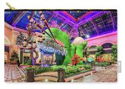 Bellagio Conservatory Spring Display Front Side View Wide 2018 2 To 1 Aspect Ratio Carry-all Pouch