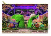 Bellagio Conservatory Spring Display Ultra Wide 2 To 1 Aspect Ratio Carry-all Pouch