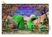 Bellagio Conservatory Spring Display Ultra Wide Trees 2018 2 To 1 Aspect Ratio Carry-all Pouch