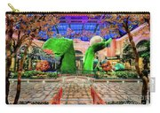 Bellagio Conservatory Spring Display Ultra Wide Trees 2018 Carry-all Pouch