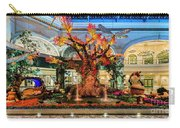 Bellagio Enchanted Talking Tree Ultra Wide 2018 2 To 1 Aspect Ratio Carry-all Pouch