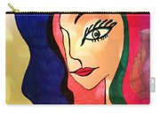 Belle Dame Carry-all Pouch