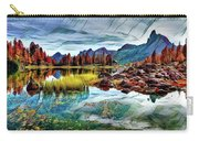 Belluno Mountains Carry-all Pouch
