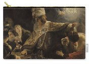 Belshazzar S Feast  Carry-all Pouch