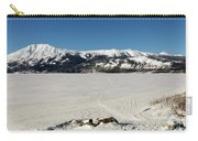 Bennett Lake At Carcross Yukon Carry-all Pouch