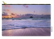 Bermuda Sunrise Welcome To Heaven Crossbay Beach Carry-all Pouch