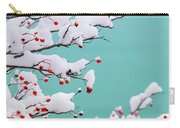 Berries And Cream Carry-all Pouch