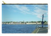 Berwick Upon Tweed, River And City Walls Carry-all Pouch