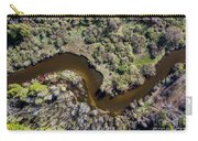 Betsie River Curve Carry-all Pouch
