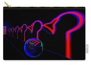 Beyond The Red Door Carry-all Pouch by Paul Wear