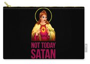 Bianca Del Rio Not Today Satan Carry-all Pouch