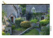 Bibury Cottages Carry-all Pouch