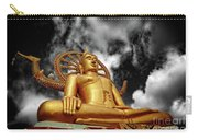 Big Buddha Thailand Carry-all Pouch by Adrian Evans