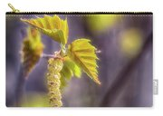Birch Blooms Carry-all Pouch