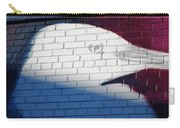 Bird Silhouette Design Carry-all Pouch
