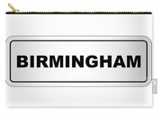 Birmingham City Nameplate Carry-all Pouch