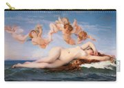 Birth Of Venus 1863 Carry-all Pouch